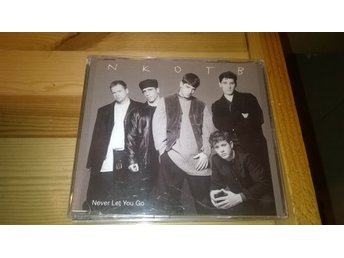 NKOTB - Never Let You Go, CD