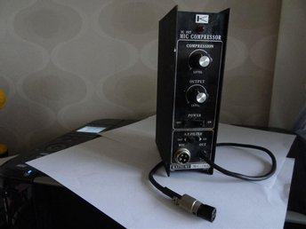 Microphone Compressor MC-701