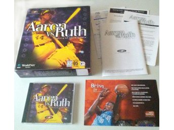 Aaron vs Ruth PC CD Big Box