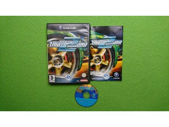 Need for Speed Underground 2 KOMPLETT Gamecube Nintendo Game Cube