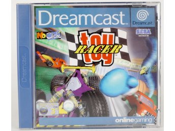 Toy Racer - Sega Dreamcast - PAL (EU)