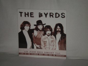 The Byrds  -  Live At The Filmore West June 1969      180G HEAVYWEIGHT - NY
