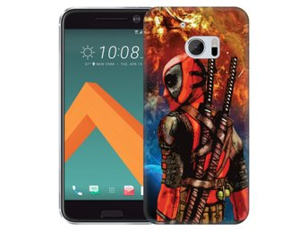 HTC 10 Skal Deadpool Space