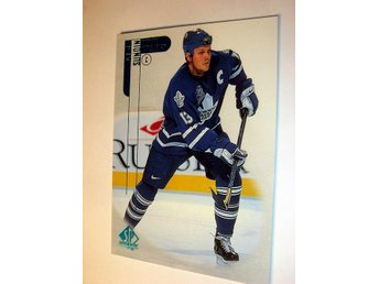 M SUNDIN  UD SP AUTHENTIC 98-99  SP AUTHENTIC 83   NYTT