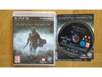 PlayStation 3/PS3: Middle-Earth: Shadow of Mordor