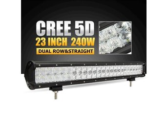 240W CREE XTE  LED  RAMP 5D COMBO 14800LM