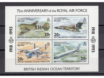 British Indian Ocean Territory-Flyg