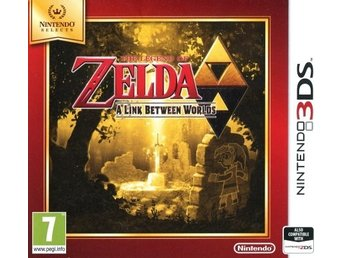 Legend of Zelda: A Link Between Worlds (Nintendo Selects) (Beg)