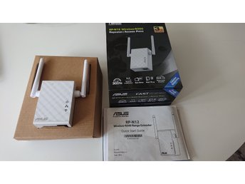 Asus RP-N12 Wireless Repeater