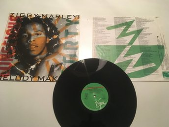 Ziggy Marley and The Melodymakers - Conscious party originalinner vinyl LP