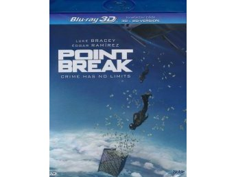 Point Break (Blu-ray 3D + Blu-ray) (2015)