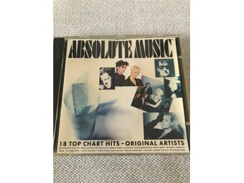CD Absolute Music 6