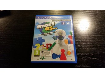 Smart As - PS/ Playstation Vita