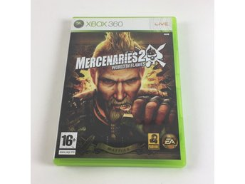 XBOX, Spel, Mercenaries 2