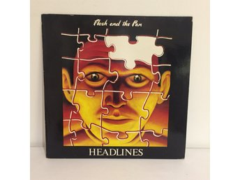 Flash and the Pan - Headlines  Lp