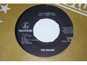 The Hollies    On a carousel / All the world is love