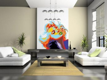 Marilyn Monroe (2650f) Wall Sticker