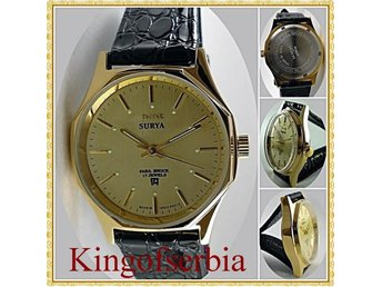 SURYA @ Vintage watch OLD NOS !!!