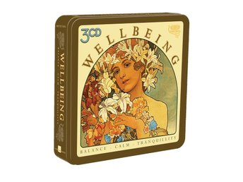 Wellbeing - Balance, Calm, Tranquility  (3CD Box)