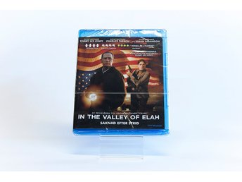 In The Valley Of Elah - BluRay - NY! - Fri Frakt