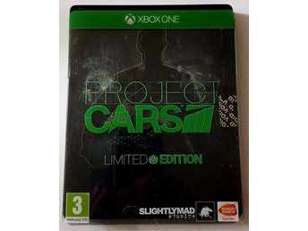 PROJECT CARS, LIMITED EDITION, XBOX ONE (Nypris 699:-) - Osby - PROJECT CARS, LIMITED EDITION, XBOX ONE (Nypris 699:-) - Osby