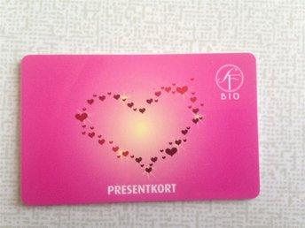 750 kr SF bio presentkort - Stockholm - 750 kr SF bio presentkort - Stockholm