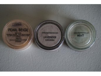 3 concealers från Everyday Minerals