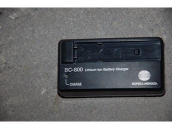Genuine Konica Minolta Camera Lithium-ion Battery Charger BC-800 for NP-700