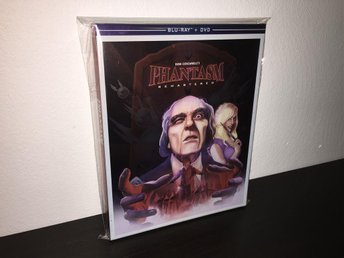 Phantasm - Remastered (1979, Blu-ray / DVD combo med slipcover)