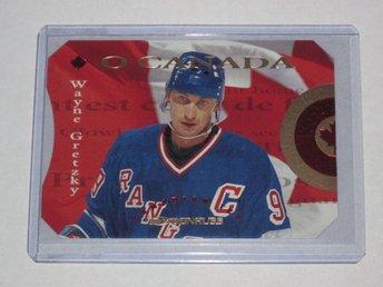1995-96 Wayne Gretzky #7 Donruss Canadian Ice O Canada 282/2000 - Tingsryd - 1995-96 Wayne Gretzky #7 Donruss Canadian Ice O Canada 282/2000 - Tingsryd