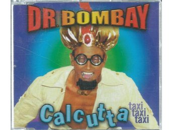 DR BOMBAY - CALCUTTA  TAXI TAXI TAXI   (CD MAXI/SINGLE )