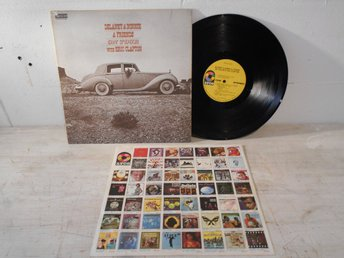 Delaney & Bonnie & Friends - On Tour With Eric Clapton US Orig-70  !!!!!