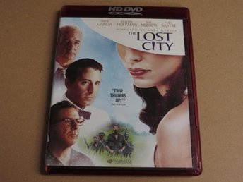 THE LOST CITY (HD DVD) Andy Garcia. Svår utgåva