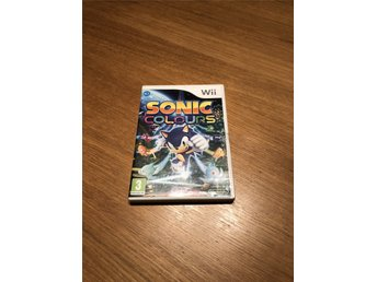 Sonic Colours - Wii spel