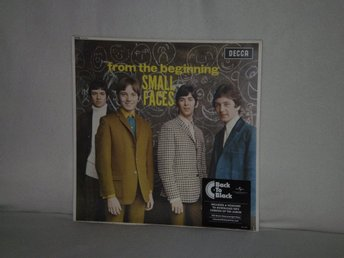 The Small Faces  -  From the Beginning       180G HEAVYWEIGHT - NY