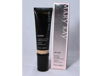MARY KAY. CC CREAM (Light-to-medium), 29 ml NEW - Sumy - MARY KAY. CC CREAM (Light-to-medium), 29 ml NEW CC Cream Sunscreen SPF15 Medium Protection All skin types. Shown to hydrate for 10 hours. Apply to entire face and blend gently with your fingertips to achieve a natural-looking glow. Made in U.S.A. E - Sumy