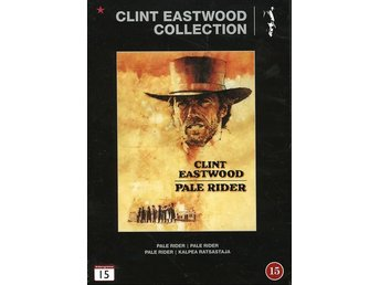 Clint Eastwood Collection Pale Rider 1985 DVD Thriller