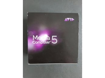 Avid MEDIA COMPOSER 5.5.2 (7010-30217-03A) PC & Mac