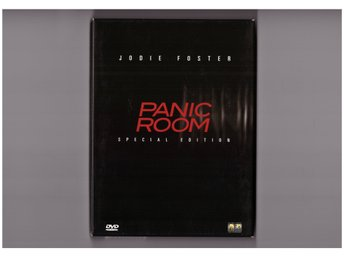 Panic Room - Special Edition Box 3-Disc (2000) (Jodie Foster, Forest Whitaker)