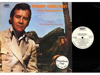 TOMMY OVERSTREET - GWEN (CONGRATULATIONS) - *** PROMO ***
