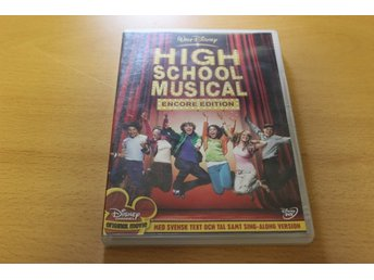 DVD-film: High school musical (Zac Efron, Vanessa Hudgens)