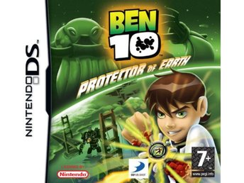 Ben 10: Protector of Earth - Nintendo DS