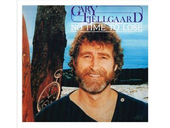 GARY FJELLGAARD - No Time To Lose - LP (1987)
