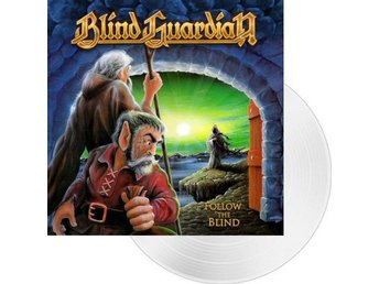 Blind Guardian -Follow the blind lp white ltd 500 w/gatefold