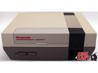 Nintendo Entertainment System 8-bits (Bra connector)