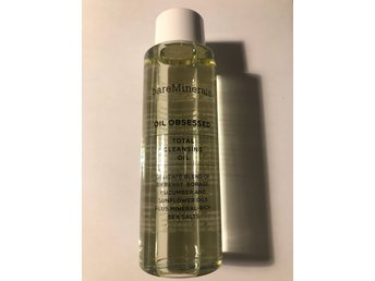 Bareminerals oil obsessed total cleansing oil NY!