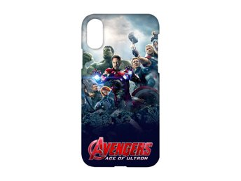 Avengers Age of Ultron iPhone XS Max Skal