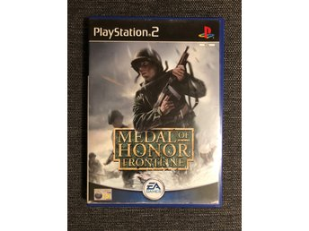 - Medal of Honor Frontline till PS2 -