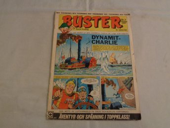 Buster nr 3 1967