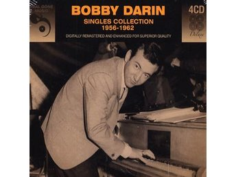 Darin Bobby: Singles collection 1956-62 (4 CD)